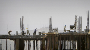 In 2010, the US Army Corps of Engineers alone funded projects worth $6 billion to $7 billion worth in construction projects.  While the military construction is slowing down, some Afghan construction companies anticipate that civilian construction is expected to experience growth, especially housing. www.npr.com