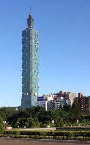 Taipei Photo Credit: AngMoKio via Wikimedia Commons