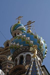 Saint Petersburg  Photo Credit: Heidas Via Wikimedia Commons