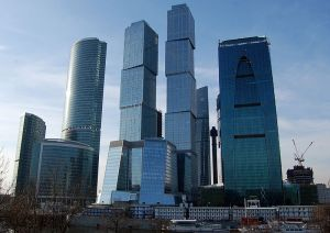 Moscow City Photo Credit: Melberg Via Wikimedia Commons