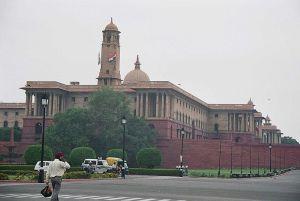 Government Buildings in New Delhi Photo Credit: Airunp via WIkimedia Commons