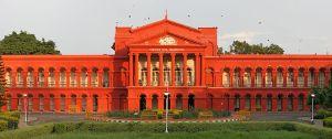 Bangalore: High Court of Karnataka Photo Credit: Muhammad Mahdi Karim via Wikimedia Commons