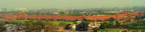 India: Red Fort Photo Credit: Soham Banerjee via Wikimedia Commons