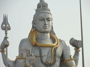 Karnataka: Statue of Shiva Photo Credit: Foliate08 via Wikimedia Commons