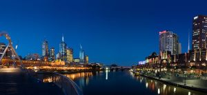 Melbourne Photo Credit: Diliff via Wikimedia Commons