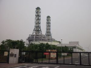 Kawasaki Natural Gas Power Plant Photo Credit: Jkr2255 via Wikimedia Commons