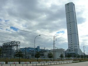 Shin Nagoya Thermal Power Plant Photo Credit: KAMUI via Wikimedia Commons