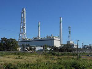 Yokkaichi Fired Power Plant Photo Credit: Miyuki Meinaka via Wikimedia Commons