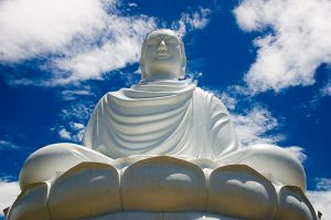 Great Buddha statue in Nha Trang Photo Credit: Petr Ruzicka via Wikimedia Commons