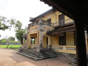 Royal Palace, Hue