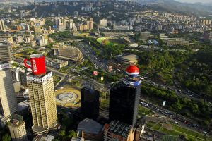Caracas Photo Credit: Paulino Moran via Wikimedia Commons