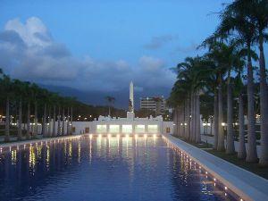Paseo de los Próceres, Caracas  Photo Credit: ruurmo via Wikimedia Commons