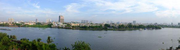 Ho Chi Minh City  Photo Credit: TomW712 via Wikimedia Commons