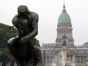 Congress, Buenos Aires Photo Credit: David Berkowitz via Wikimedia Commons