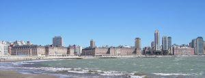 Mar Del Plata  Photo Credit: Fernandopascullo via Wikimedia Commons
