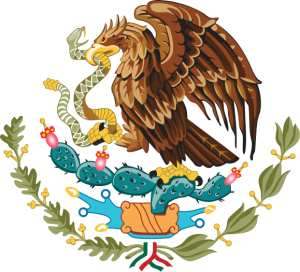 Mexican Coat of Arms  Photo Credit:  Alex Covarrubias via Wikimedia Commons
