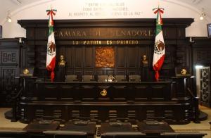 Mexican Senate  Photo Credit: Pit Bull Terrier via Wikimedia Commons