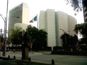 Mexican Senate  Photo Credit: LuisS via Wikimedia Commons