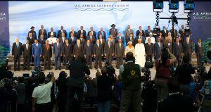 2014 US – Africa Leaders Summit