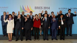 Leaders of BRICS and South American countries at 2014 6th Annual BRICS Summit Photo Credit: Casa Rosanda via Wikimedia Commons