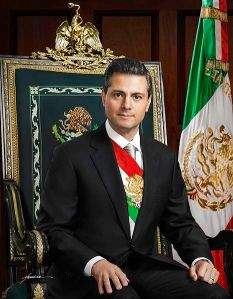 Mexican President, Enrique Peña Nieto Photo Credit: PresidenciaMX 2012-2018 via Wikimedia Commons