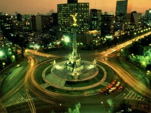 Angel of Independence, Mexico City Photo Credit: PhilFree via Wikimedia Commons