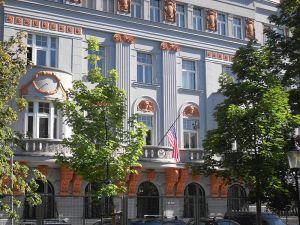 US Embassy in Bratislava, Slovakia