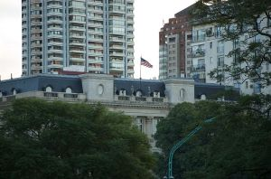 US Consulate in Buenos Aires, Argentina Photo Credit: Bjs via Wikimedia Commons