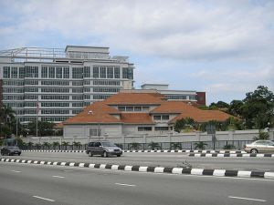 US Embassy in Kuala Lampur, Malaysia Photo Credit: Gryffindor via Wikimedia Commons