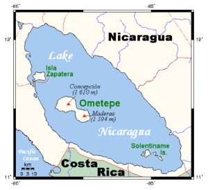 Lake Nicaragua is expected to bear the main ecological brunt of the canal.   The lake which serves as the main source of water for Nicaragua, is already under threat by poorly treated waste water, global warming, agrochemicals, and spread of algae, among others.  Some have expressed concerns about the environmental impact study that has been rushed through the Nicaraguan legislature within 24 hours.  Courtesy of http:// http://en.wikipedia.org
