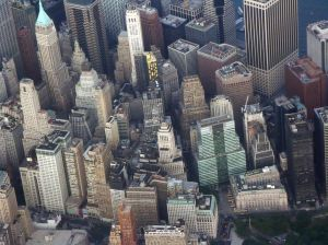 Lower Manhattan Photo Credit: Wikimedia Commons