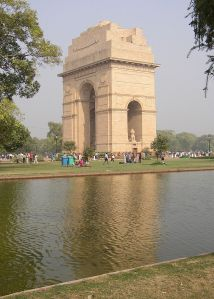 India Gate, Delhi Photo Credit: Wikimedia Commons