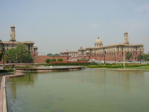 Parliament of India Photo Credit: Wikimedia Commons