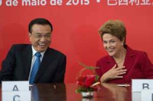 President Dilma Rousseff Prime Minister of China, Li Keqiang By Marcelo Camargo/Agência Brasil (Agência Brasil) [CC BY 3.0 br (http://creativecommons.org/licenses/by/3.0/br/deed.en)], via Wikimedia Commons