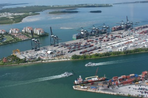 Port of Miami, Florida