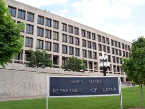 """US Dept of Labor"" by Ed Brown. Licensed under Public Domain via Wikimedia Commons"