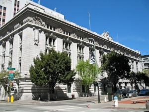 U.S. Customhouse, 555 Battery St, San Francisco